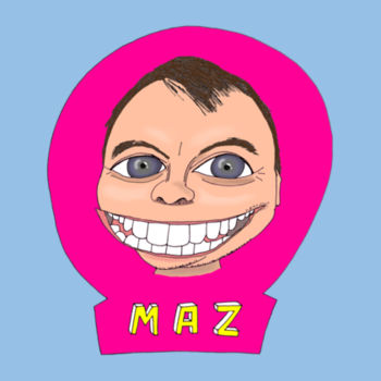 Maz/Pink Women's T-Shirt Design
